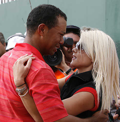 Tiger Woods and Ex-Wife Elin Nordegren Get Along Well ... |Tiger Woods Wife
